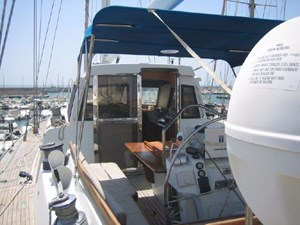 Serenity 7 Serenity 2000 LIEN HWA Ted Hood 78 Cruising Sailboat Yacht MLS #270989 7