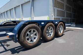 Loadmaster trailer tires