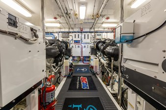 TAZ 49 Engine Room