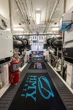TAZ 48 Engine Room