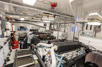 TAZ 50 Engine Room