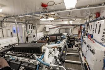 TAZ 52 Engine Room