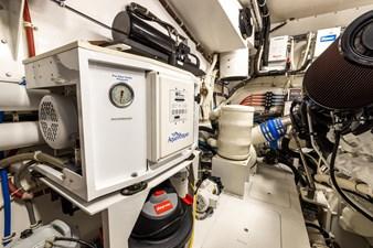 TAZ 53 Engine Room