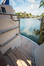 TAZ 39 Stairs to Transom
