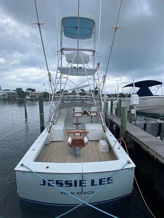 39' 1994 Daytona Sportfish Express Cruiser JESSIE LEE