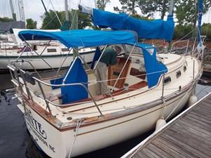 Slainte 3 003Slainte Starboard Stern