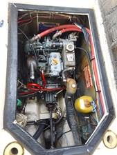 Slainte 23 025Slainte Engine Compartment