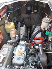 Slainte 24 026Slainte Engine Compatment Aft
