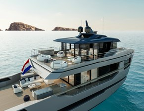 LYNX YACHTS ORION LOA 29.50 2024 Exterior_Rendering_01