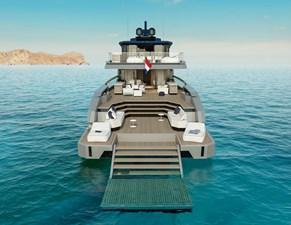 LYNX YACHTS ORION LOA 29.50 2024 Beach platform