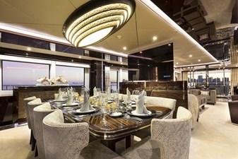 EXODUS 2 Dining Salon 5448-HDR ©Jim Raycroft