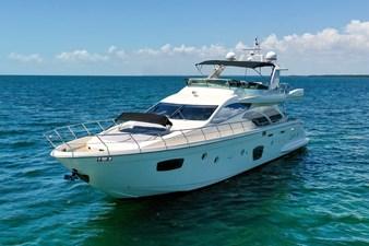 TABATA 2 TABATA 2009 AZIMUT YACHTS  Motor Yacht Yacht MLS #271056 2