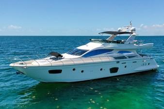 TABATA 3 TABATA 2009 AZIMUT YACHTS  Motor Yacht Yacht MLS #271056 3