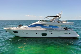 TABATA 4 TABATA 2009 AZIMUT YACHTS  Motor Yacht Yacht MLS #271056 4