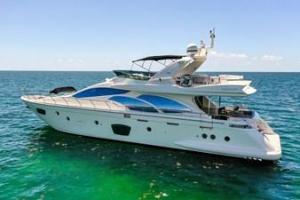TABATA 5 TABATA 2009 AZIMUT YACHTS  Motor Yacht Yacht MLS #271056 5