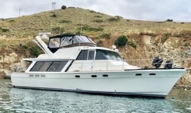1990 Bayliner 4588 Motoryacht 0 1990 Bayliner 4588 Motoryacht 1990 BAYLINER 4588 Motoryacht Motor Yacht Yacht MLS #271074 0