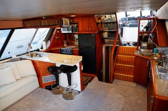 1990 Bayliner 4588 Motoryacht 4 1990 Bayliner 4588 Motoryacht 1990 BAYLINER 4588 Motoryacht Motor Yacht Yacht MLS #271074 4