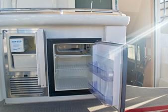 Sundeck Fridge and Freezer