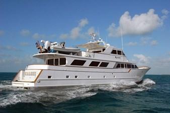 KALEEN 1 KALEEN 1983 BROWARD  Motor Yacht Yacht MLS #271086 1
