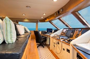 KALEEN 4 KALEEN 1983 BROWARD  Motor Yacht Yacht MLS #271086 4