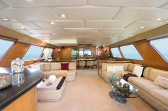 KALEEN 5 KALEEN 1983 BROWARD  Motor Yacht Yacht MLS #271086 5