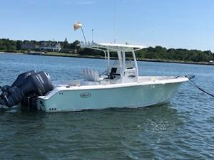 25 Sea Hunt 2 Tender Photo 3