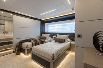 GG 18 Twin Guest Stateroom