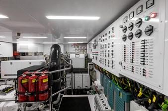 GG 36 Engine Room