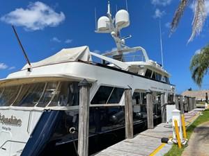 SUNSHINE 3 SUNSHINE 1984 LLOYDS SHIPS Tri-Deck Yacht Motor Yacht Yacht MLS #271155 3