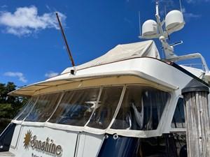 SUNSHINE 7 SUNSHINE 1984 LLOYDS SHIPS Tri-Deck Yacht Motor Yacht Yacht MLS #271155 7