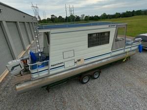Pontoon Houseboat 7 GOPR5136