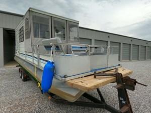 Pontoon Houseboat 13 GOPR5146