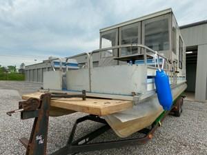Pontoon Houseboat 21 GOPR5155