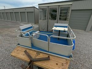 Pontoon Houseboat 22 GOPR5157