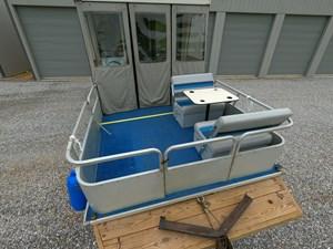 Pontoon Houseboat 23 GOPR5158