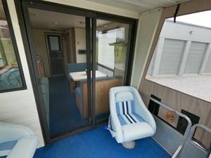 Pontoon Houseboat 33 GOPR5171