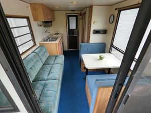 Pontoon Houseboat 34 GOPR5172