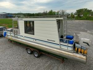 Pontoon Houseboat 69 GOPR5215
