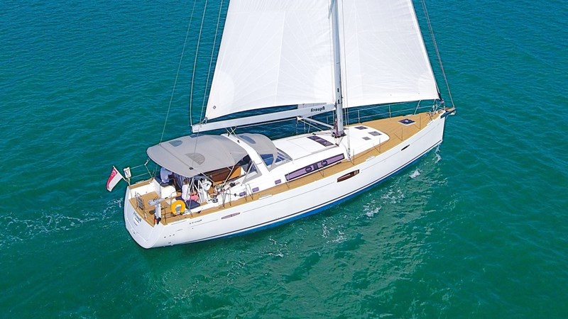 Beneteau Oceanis 60 for Sale - sailing