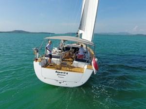 Aquavit VI 2 Beneteau Oceanis 60 for Sale - sailing
