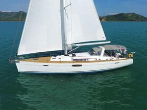 Aquavit VI 3 Beneteau Oceanis 60 for Sale - sailing