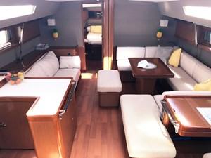 Aquavit VI 10  Beneteau Oceanis 60 for Sale - interior