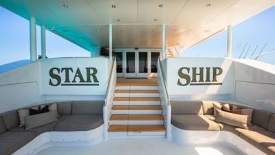 STARSHIP 53 Swim Deck