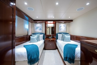 STARSHIP 29 Twin Guest Stateroom