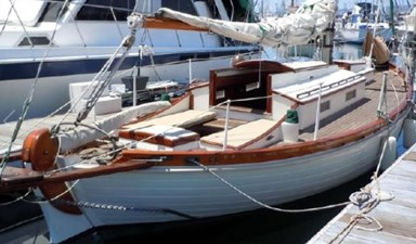 Altair 0 Altair 1947 ATKINS Cutter Classic Yacht Yacht MLS #271177 0
