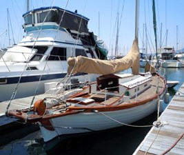 Altair 2 Altair 1947 ATKINS Cutter Classic Yacht Yacht MLS #271177 2