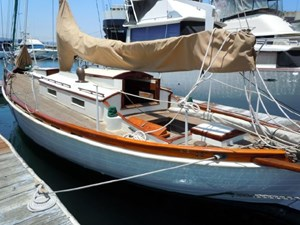 Altair 4 Altair 1947 ATKINS Cutter Classic Yacht Yacht MLS #271177 4