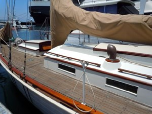 Altair 6 Altair 1947 ATKINS Cutter Classic Yacht Yacht MLS #271177 6