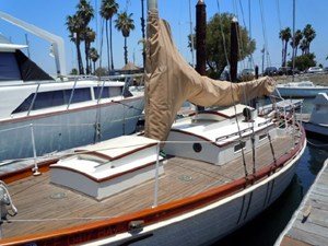 Altair 7 Altair 1947 ATKINS Cutter Classic Yacht Yacht MLS #271177 7