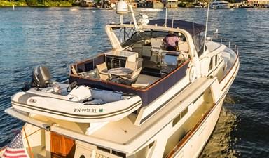 Carey'd Away 3 Carey'd Away 1983 TOLLYCRAFT Pilothouse Motor Yacht Yacht MLS #271179 3